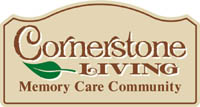 Cornerstone Living Logo